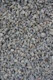 Zdruzgotany kamień - luźna agregacja rockowi czerepy Obraz Stock