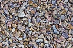zdruzgotany kamień Zdjęcia Royalty Free