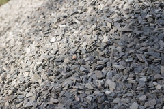 Zdruzgotany siwieje kamień obrazy royalty free