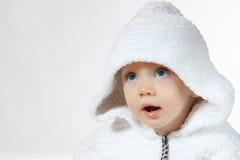 zdumienia dziecko zdjęcia stock