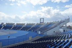 Zdzislaw Krzyszkowiak Stadium i Bydgoszcz Arkivbild