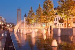 ześrodkowywa Cluj Zdjęcia Royalty Free