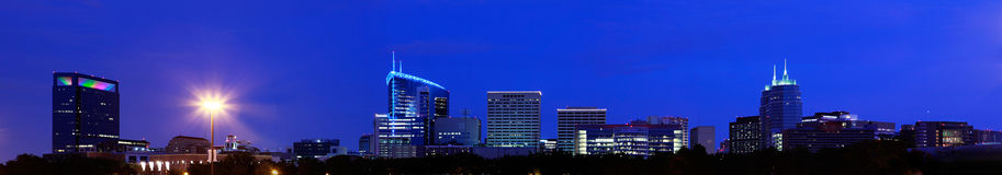 ześrodkowywa Houston medyczną panoramy linia horyzontu Texas Zdjęcia Stock