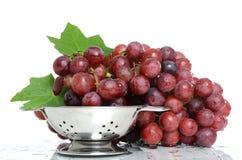 ze świeżych winogron Zdjęcie Royalty Free