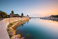 Zea marina, Athens. Royalty Free Stock Photography