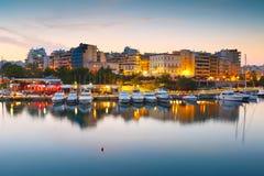 Zea marina, Athens. Royalty Free Stock Image