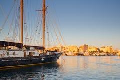 Zea marina, Athens. Stock Image
