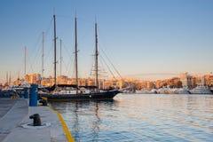 Zea marina, Athens. Stock Images