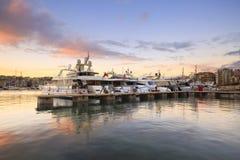 Zea marina, Athens. Royalty Free Stock Photos