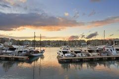 Zea marina, Athens. Stock Photos
