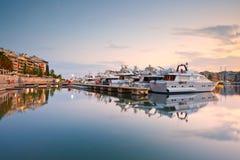 Zea marina, Athens. Stock Photography