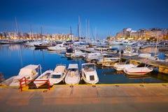 Zea marina in Piraeus, Athens. Stock Photo