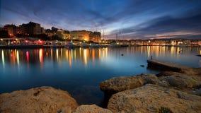 Zea marina in Piraeus, Athens. Royalty Free Stock Image