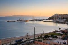 Zea Marina in Piraeus, Athens. Stock Photography