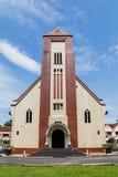 Colonial church in Bogor, Indonesia. Zebaoth church in Bogor on Java, Indonesia Royalty Free Stock Photos