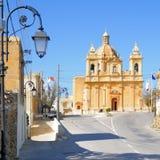 zebbug malta haz церков Стоковое Фото