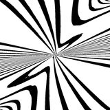 Zebra Abstract Background Royalty Free Stock Photo