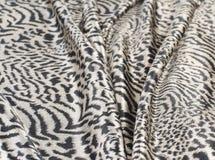 Zebra blanket animal Stock Photo