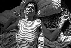 Free Zebra Boy Stock Photography - 3094982