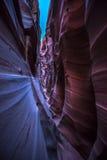 Zebra Canyon Grand Staircase Escalante Utah. USA royalty free stock photos