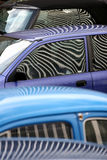 Zebra cars Royalty Free Stock Images