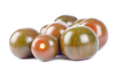 Zebra Cherry Tomatoes Royalty Free Stock Image
