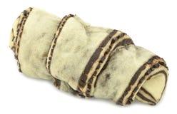 Zebra croissant Royalty Free Stock Image