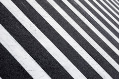 Zebra crossing Royalty Free Stock Image