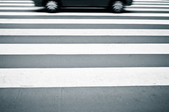 Free Zebra Crossing Royalty Free Stock Images - 42894539