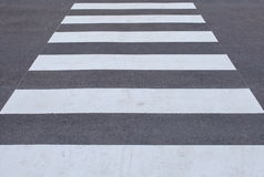 Zebra crossing Royalty Free Stock Images