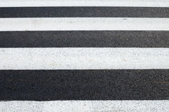 Zebra crossing Stock Photos