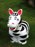 Zebra doll Stock Photo