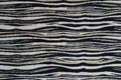 Zebra fabric texture Stock Photo