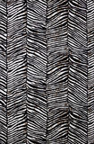 Zebra pattern. Abstract background idea Royalty Free Stock Images