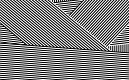 Zebra projekta Czarny I Biały lampasy Wektorowi Obraz Royalty Free