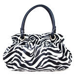 Zebra Purse Royalty Free Stock Photo