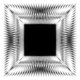 zebra ramowe Zdjęcie Stock