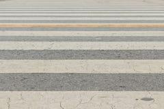 Zebra sposobu wzór Fotografia Stock