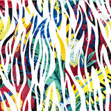 Zebra stripes abstract background texture pattern Stock Photos