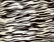 Zebra Stripes Background Royalty Free Stock Photos