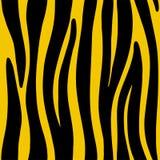 Zebra stripes seamless animal pattern. stock illustration