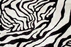 Zebra texture Royalty Free Stock Photos
