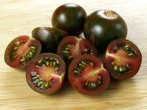 Zebra tomatoes Royalty Free Stock Photo