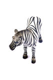 Zebra toy Stock Photos