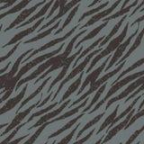 Zebra, tygrys paskuje bezszwowego grunge wzór wewnątrz Obrazy Royalty Free