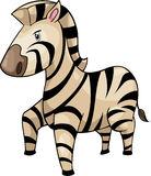 Zebra vector Royalty Free Stock Photo