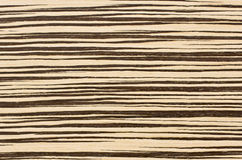 Zebra wood texture background Stock Photo