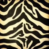 Zebrahautmuster Lizenzfreie Stockfotos