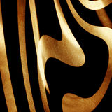 Zebry skóry tekstura Obraz Royalty Free