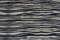Zebry tkaniny tekstura zdjęcie stock